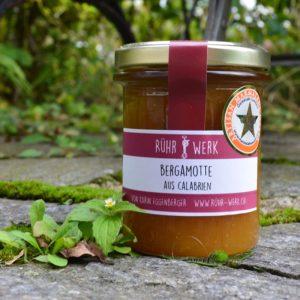 Fruchtaufstrich aus Bergamotten aus Calabrien