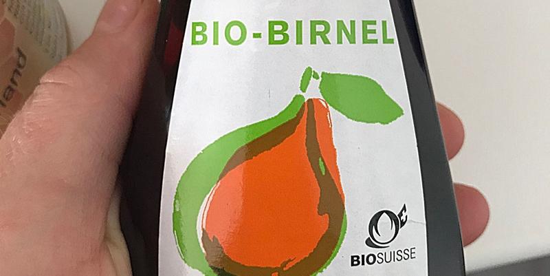Birnel, Birnendicksaft aus der Schweiz