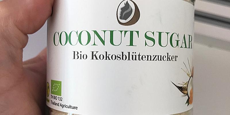 Kokosblütenzucker aus Thailand