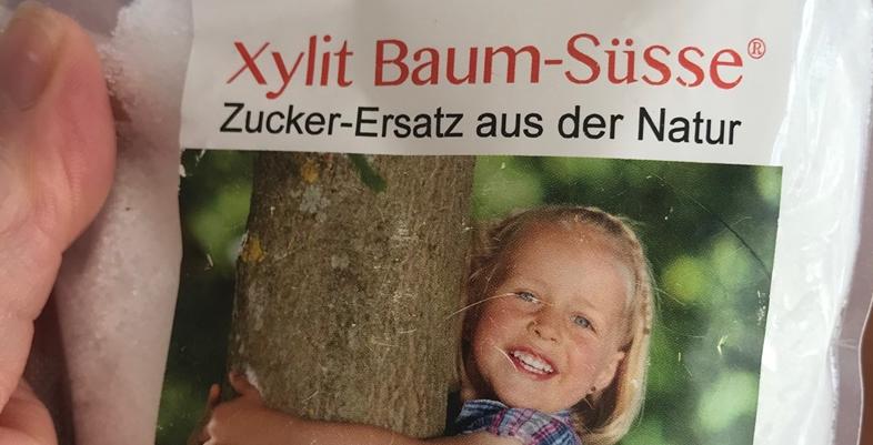 Xylit, Zuckerersatz aus Birken- und Buchenrinde